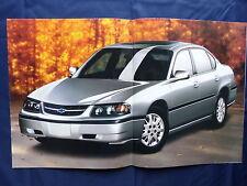 Chevrolet 2000 Impala - Poster - US-Prospekt Brochure 1998