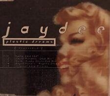 Jaydee - Plastic Dreams (Revisited) Belgium Import CD Single 5 Mixes