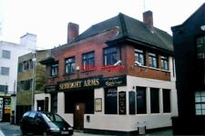 PHOTO  PUB 2010 BETHNAL GREEN THE 'SEBRIGHT ARMS' COATE STREET IT DOES NOT APPEA