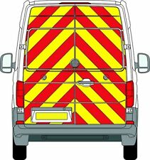 Volkswagen Crafter New H2 Chevrons High Roof 2017 - Present (Full/Prismatic)