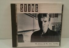 The Dream of the Blue Turtles by Sting (CD, 1985, Universal/A&M)