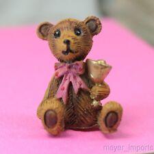 Holiday Bears - Too Cute! - Set of 4