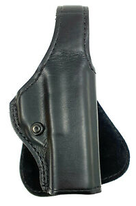 Safariland 518 Paddle Holster Black Right Hand Glock 17, 17C, 22, 22C, 31 (.357)