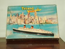 Triang Minic Ships M 891 RMS Queen Elizabeth Presentation Set