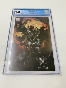 SILVER SURFER BLACK 5 CGC 9.8 1st Cover Appearance Void Knight  Cates Thor Venom