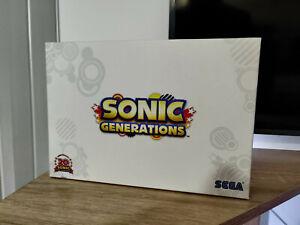 Sonic Generations Press Kit