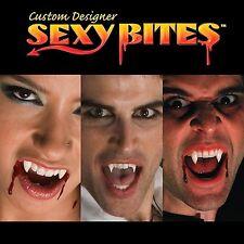 Adult Teen Sexy Bite Devil Vampire Dracula Teeth Halloween Cosplay Costume Fangs