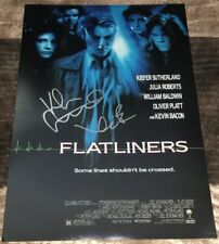 KIEFER SUTHERLAND & KEVIN BACON SIGNED FLATLINERS 12x18 PHOTO w/EXACT PROOF