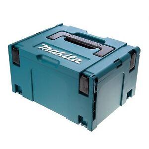 Makita Connector Case Type 3 Makpac Stacking Tool Box Storage Stackable Trademan