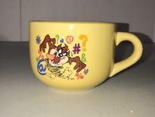 Tazmanian Devil Warner Bros Looney Tunes 16oz. Cup Soup SALTON Taz 1999