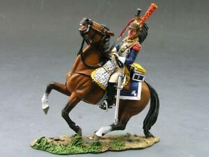 COAG-416 French Cuirassier Advance to the Front (NA118) - King and Country - Nap