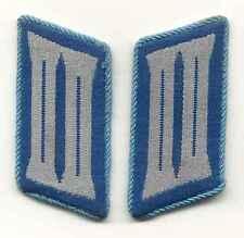 DDR MDI Transportpolizei Kragenspiegel Wachtmeister, 1965-1980