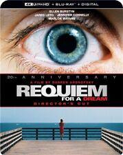 Preorder Oct 13 Requiem For A Dream New 4K Ultra Hd Uhd + Blu-ray