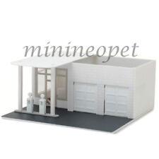 GREENLIGHT 57014 MECHANIC'S CORNER SERIES GAS STATION FOR 1/64 PLAIN WHITE