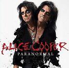 ALICE COOPER 'PARANORMAL' 2 CD SET (2017)