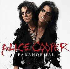 ALICE COOPER 'PARANORMAL' 2 CD SET (2017)