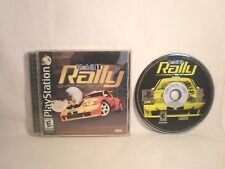 Mobil 1 Rally Championship (Sony PlayStation 1, 2000)