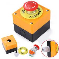 Not Aus Schalter Taster Notschalter für 660V 10A mit in rotem Knopf