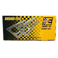 Engine Pro 30-1000 Overhaul Gasket Set Kit for SBC Chev 283 302 307 327 350 5.7L