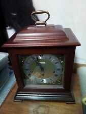 Vintage Seth Thomas Mantle Clock Legacy 3 Chime