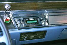 1966 1967 Chevelle El Camino Radio Custom Autosound USA 630 USA630II + Bluetooth