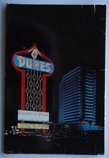 The Dunes Hotel & Country Club Las Vegas Strip c1970's Postcard (P244)