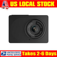 "Original Xiaomi Yi WIFI HD 1080P Car Camera Dash Cam WDR G-sensor  2.7"" Black"