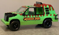 JURASSIC PARK JUNGLE Explorer Truck Jeep 1993 Kenner Incomplete AS IS