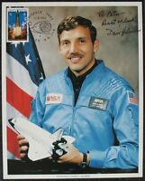 s1437) Raumfahrt Space Shuttle Astronaut David C. Hilmers - NASA Photo Autograph