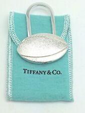 Tiffany & Co Silver RARE 2005 Football Key Ring