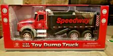 Speedway 1/24 Scale Mack Granite Dump Truck w/ Lights & Sounds - Limited Edition