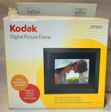 Kodak Digital Photo Frame DPF800 600x800 Screen Resolution 8 Inch LCD Screen