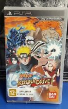 Naruto Shippuden: Kizuna Drive PSP New / Sealed