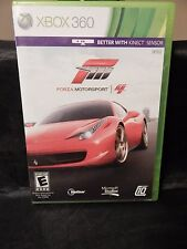 Forza Motorsport 4 -- Essentials Edition (Microsoft Xbox 360)