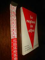 libro :Le Regioni in cifre, 1976 Istituto Centrale di Statistica, ALDO MORO