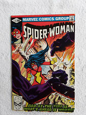 Spider-Woman #34 (Jan 1981, Marvel) Vol #1 VF