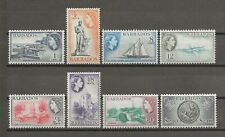 BARBADOS 1964/5 SG 312/19 MNH Cat £19
