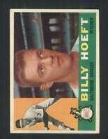 1960 Topps #369 Billy Hoeft NM/NM+ Orioles 84881
