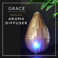 Premium Essential Oil Aroma Diffuser Aromatherapy Humidifier Ioniser Ultrasonic