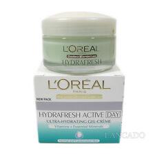 L'Oreal Hydrafresh Active Day Ultra-Hydrating Gel-Cream (N/C) 50ml - Code:28H301