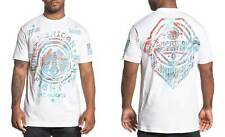 promo code 690cd 65b28 American Fighter Clarion Short Sleeve Tee in White Fm4544 2xl