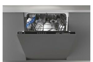 BRAND NEW Neue by Hoover NI3E7L0NB 60cm Fully Integrated Dishwasher Super Silent