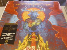 Mastodon - Blood Mountain - LP CUSTOM COLORED Vinyl /// Neu &OVP