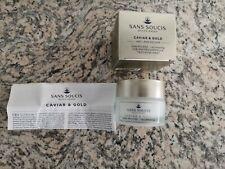 Sans Soucis Caviar & Gold Anti Age Deluxe 24h Pflege für trockene Haut 50ml  OVP