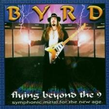 Byrd   Flying  Beyond  The 9   CD  James  Byrd