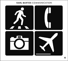 KARL BARTOS - COMMUNICATION  VINYL LP + CD NEU