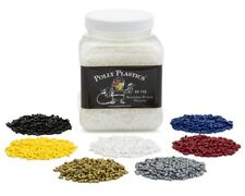 Polly Plastics Moldable Plastic and Color Pellet Kit