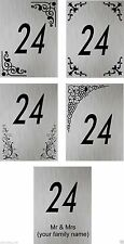 Rectangle Modern Personalised Decorative Plaques & Signs