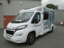 2 Sleeping Capacity Campervans & Motorhomes with Anti-Lock Brakes and 1 Bedrooms