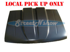 "93-97 Ford Ranger  Truck 2"" Cowl Induction Hood Steel cowl"